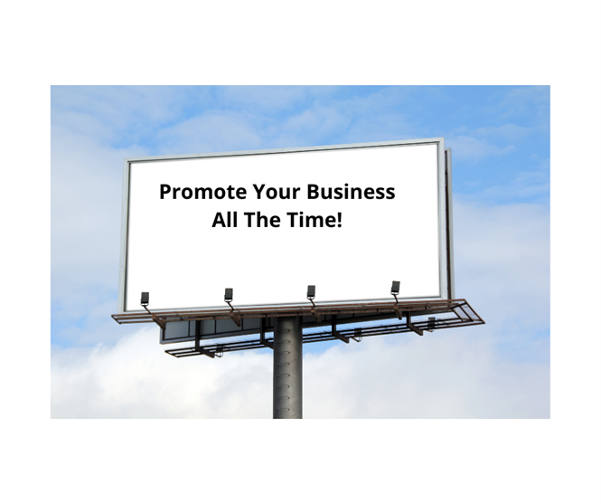 Constant Company Promotion