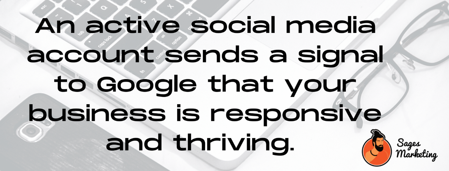 Incorporate social media into your plumber SEO strategy